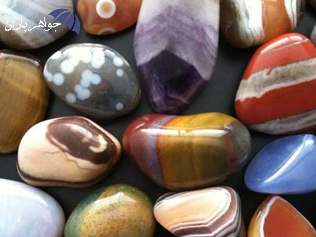 سنگ های قیمتی ایران