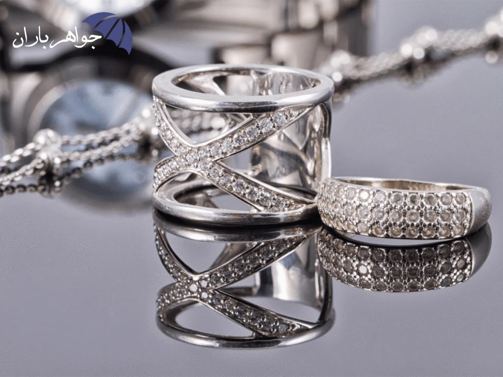 جواهرات استیل