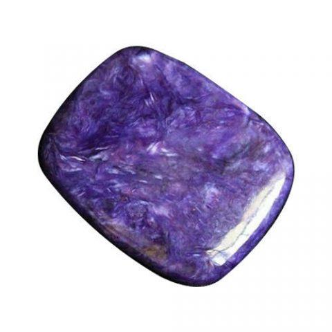 رنگ درمانی با سنگ های بنفش رنگ