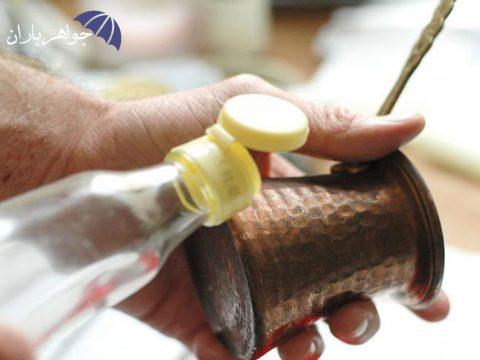 راهکارهایی به منظور پاکسازی زیورآلات مسی