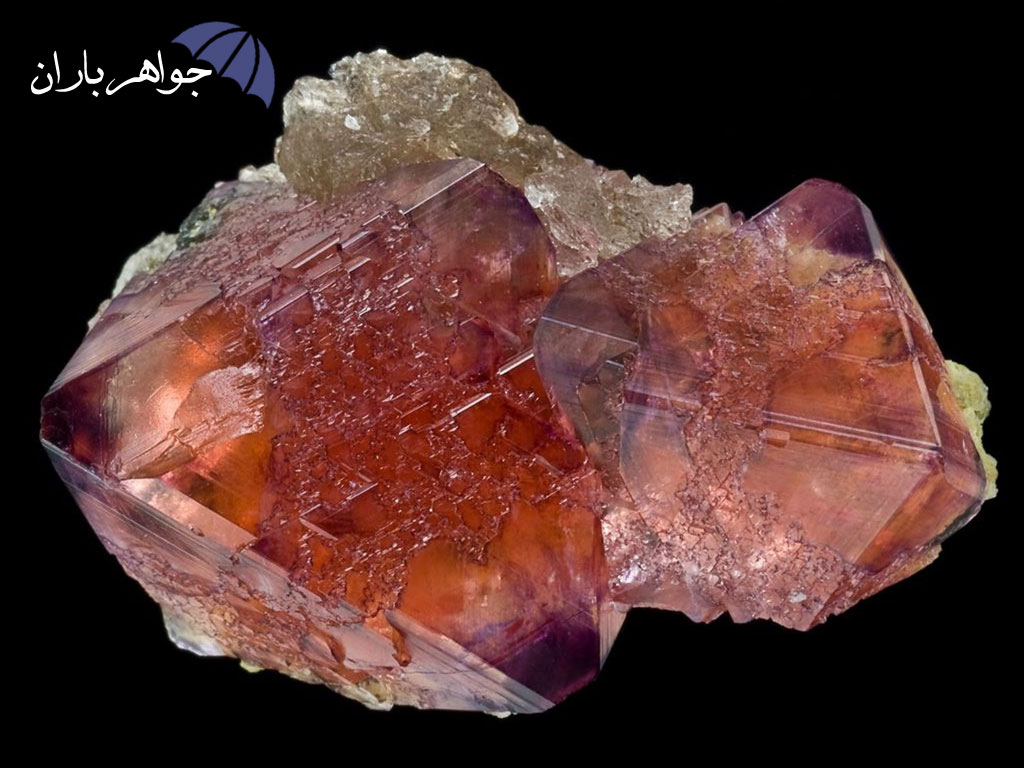 سنگ فلورین (Fluorine)
