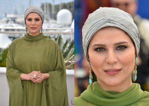 گوشواره بازیگران زن ایرانی در مراسمات مختلف