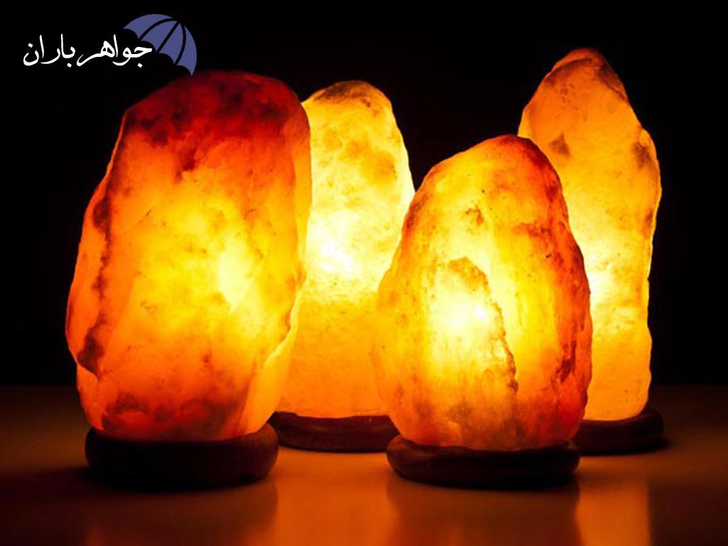 سنگ نمک و خواص آن