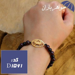دستبند سنگ و نماد ماه تولد تیر