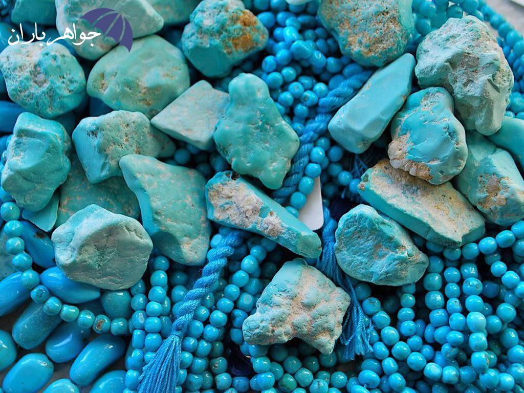 گران ترین و قدیمی ترین معدن فیروزه در جهان