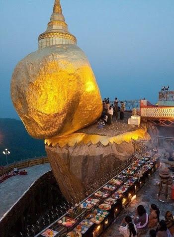 بزرگ ترین سنگ طلای جهان