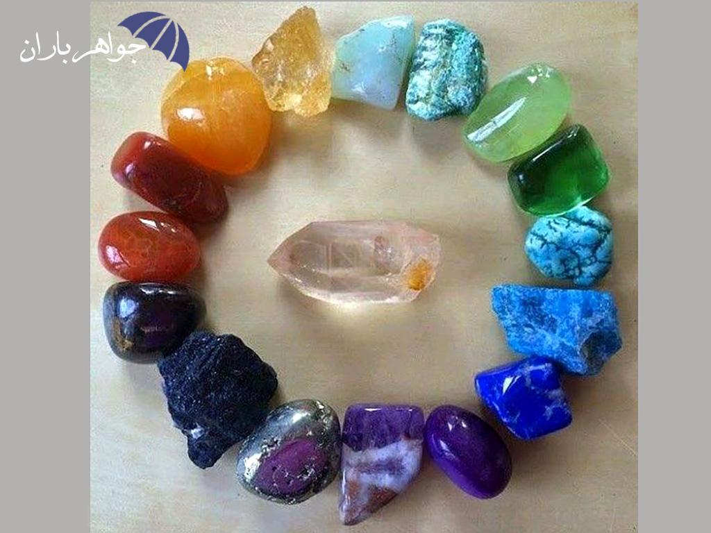 سنگ های مناسب برای برطرف نمودن حس ترس و دلهره