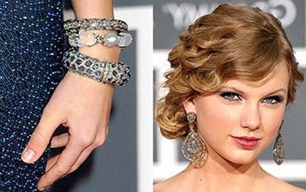 مجموعه جواهرات تیلور سوئیفت