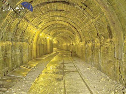 معادن طلای مهم ایران