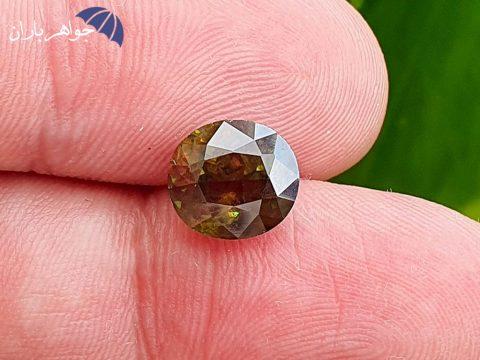 آشنایی با سنگ جواهر اسفین (Sphene)